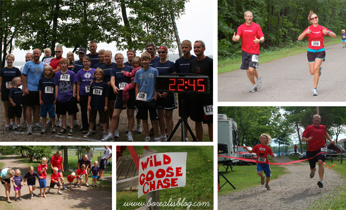 Photos of a Family Reunion 5K