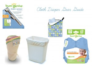 Gear guide: How to cloth diaper