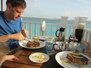 Breakfast at Dune