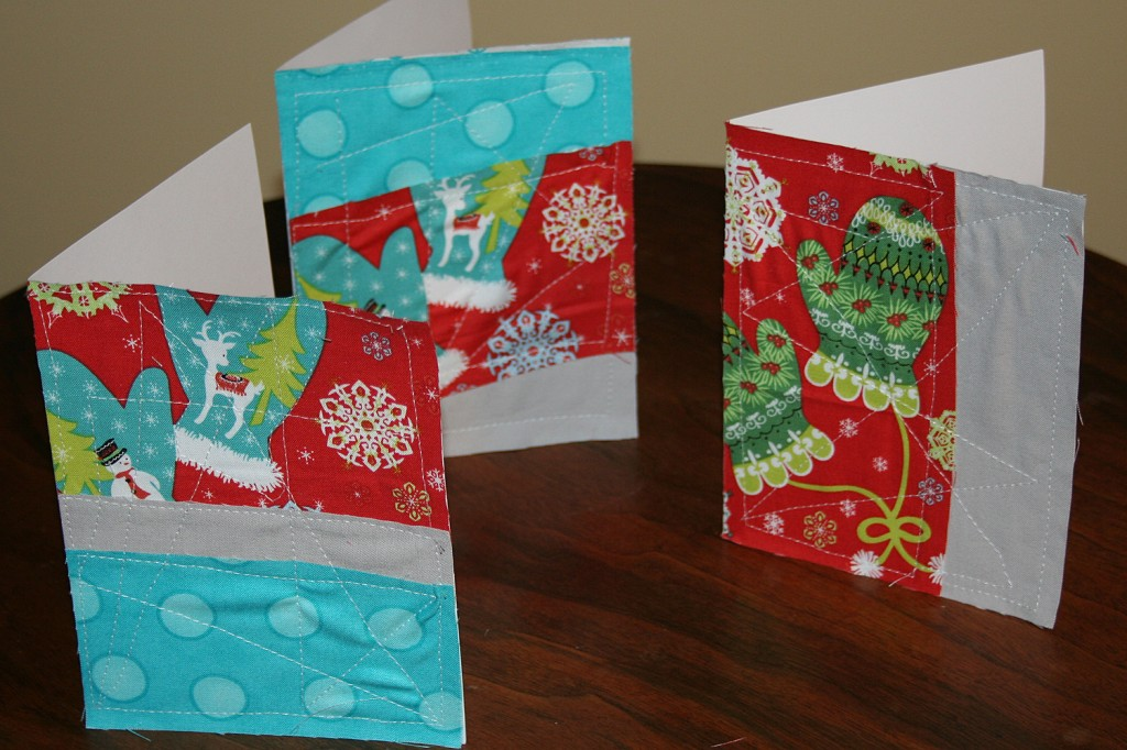 Set of Mitten Cards