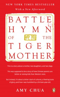 Book cover of Battle Hymn of the Tiger Mother