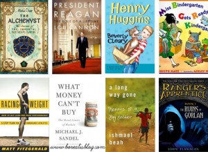 Summer Reading List 2012