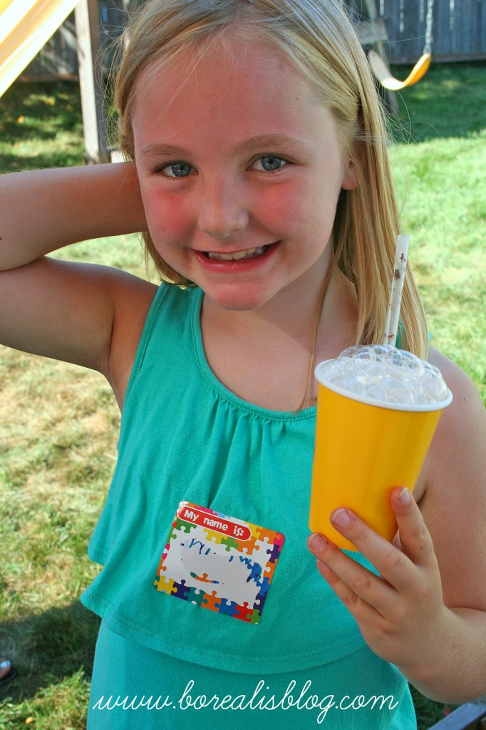 P is for Party: Back to School Party for Kindergarteners