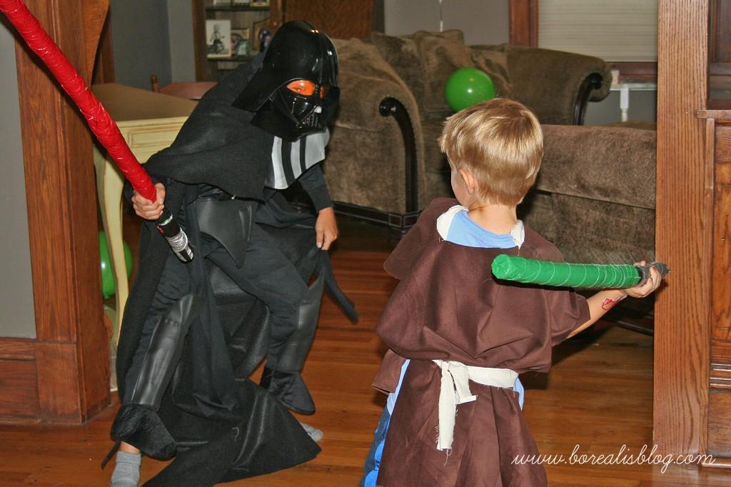 Battle Vader