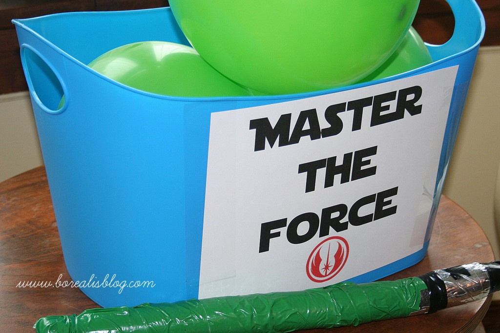 Master the Force