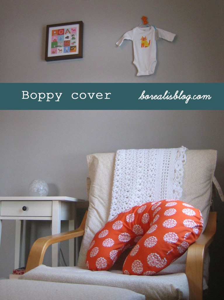 how to sew a boppy cover copy
