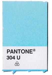 pantone chip