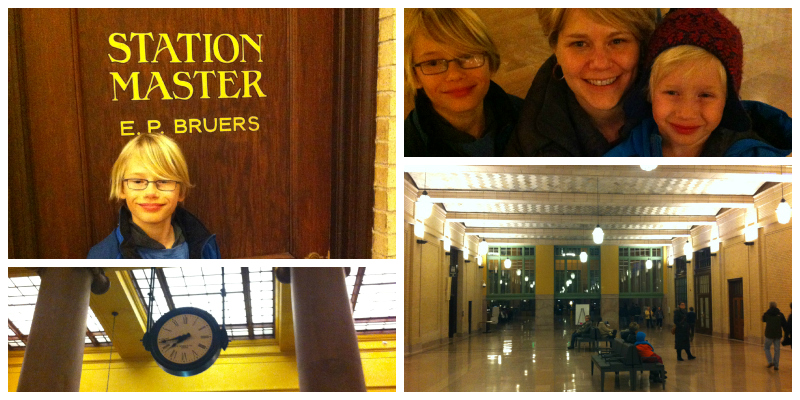 union depot collage 2