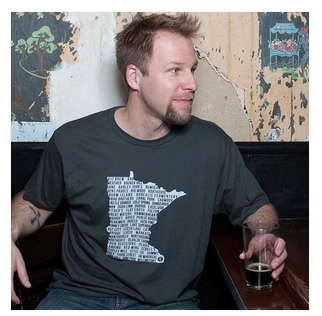 state of beer shirt