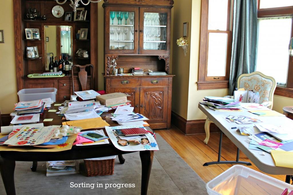 schoolwork 9 sorting