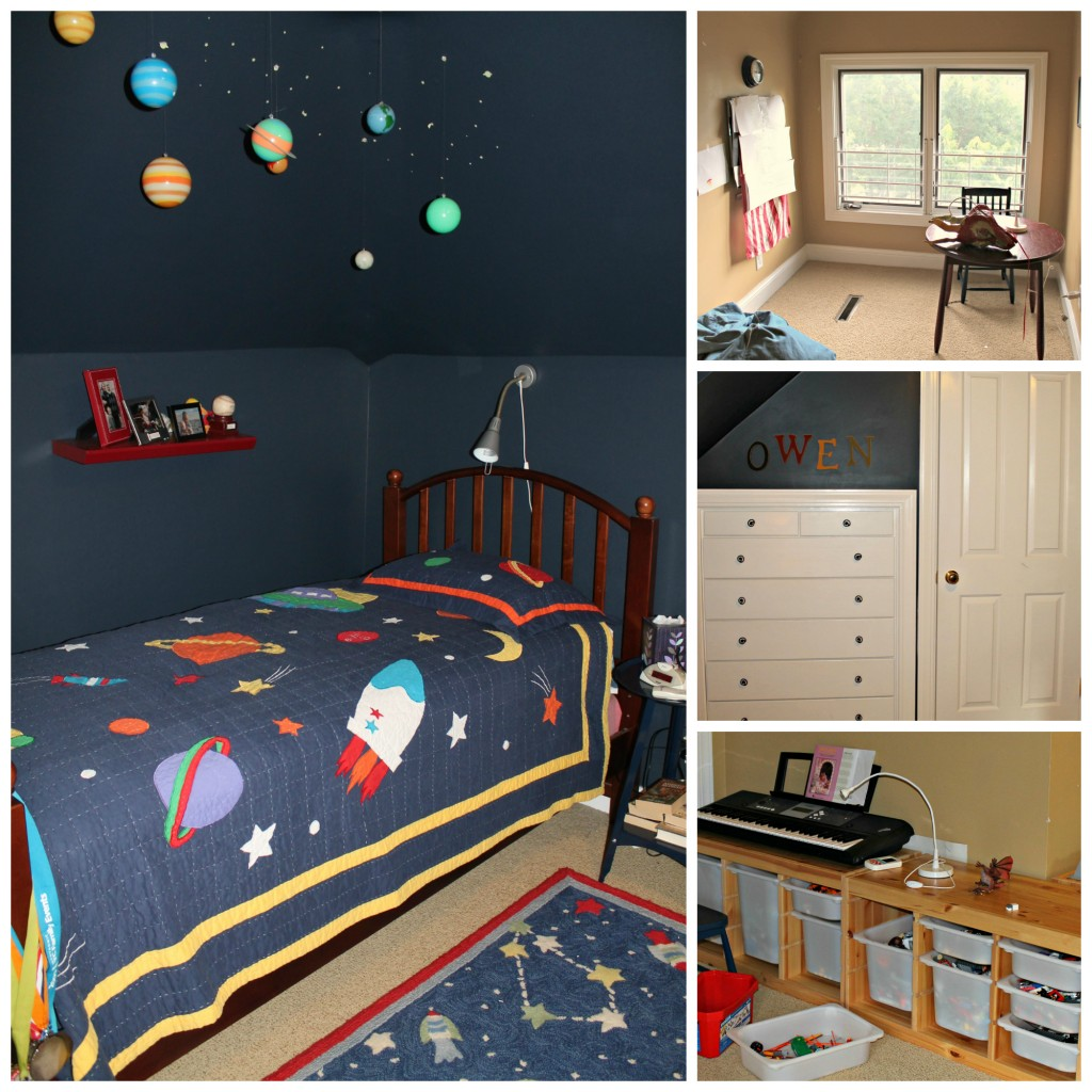 How to create a cool tween boy 39 s bedroom borealis for Outer space bedroom design