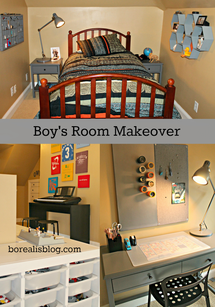 How to create a cool tween boy 39 s bedroom borealis - Bed room for teen ...