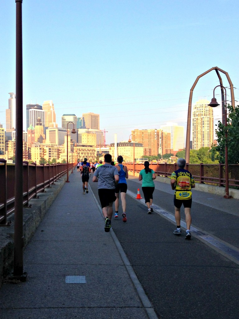 stone arch runners