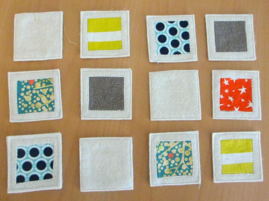 matching squares