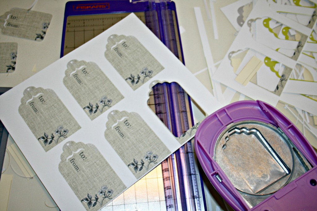 tag and twine sets 4