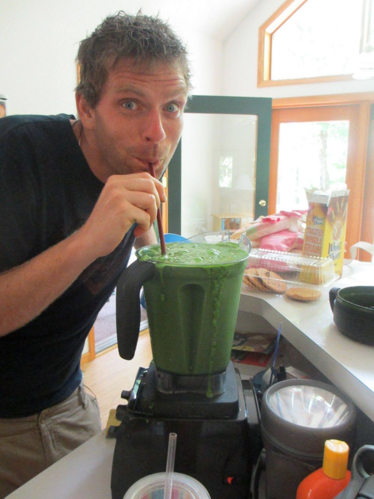 How to make green smoothies