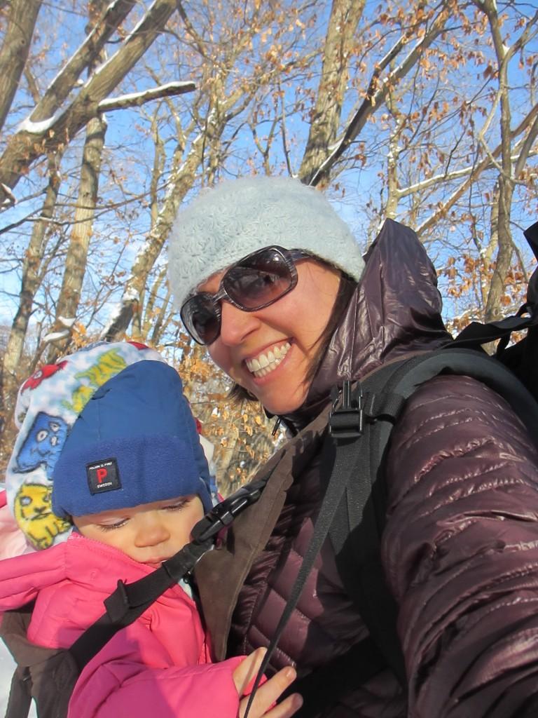 Lake Maria me and baby