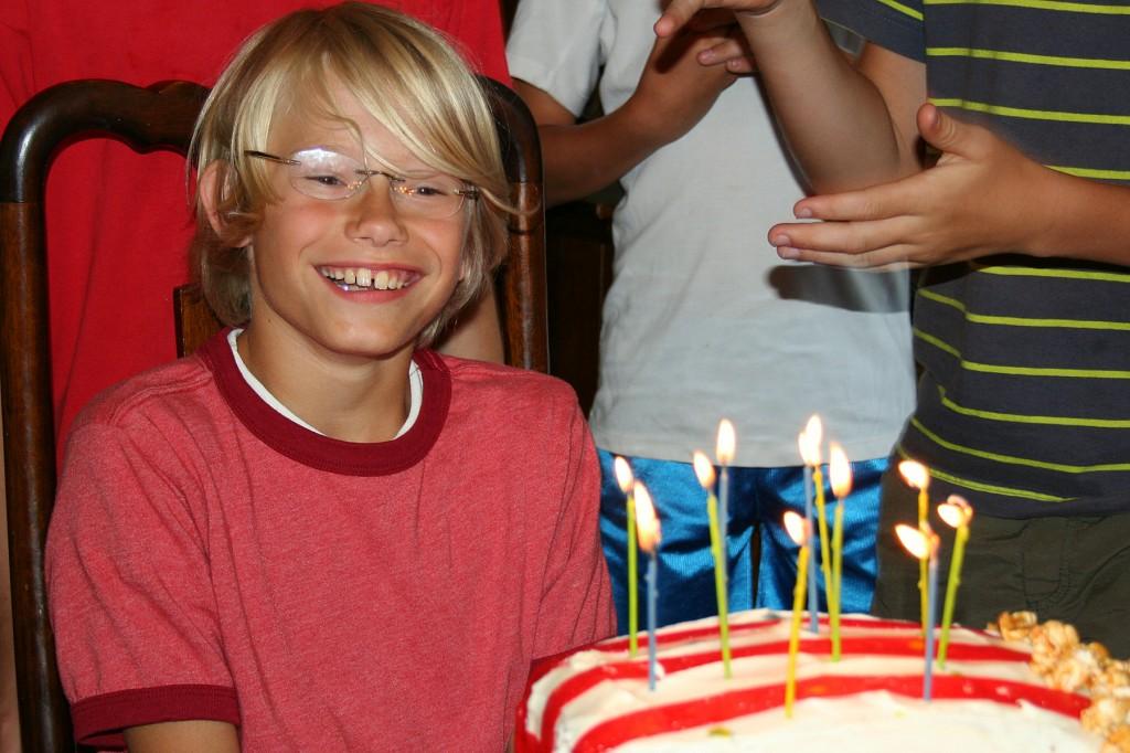 Owen is 11