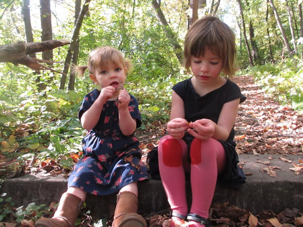 girls at Chestnut Park
