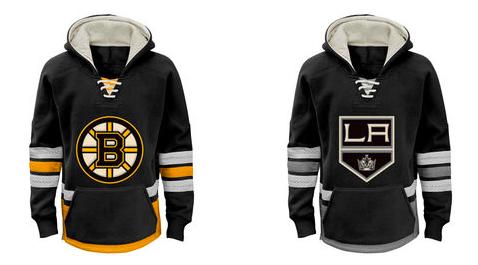 NHL Team Retro Skate Hoodie Sweatshirts